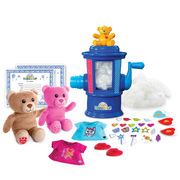 Build-a-Bear Stuffing station