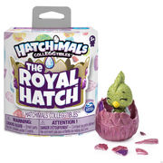 Hatchimals the Royal Hatch single Season 6