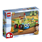 Lego Juniors 10766 Woody ja RC