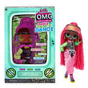 L.O.L Surprise OMG Dance Doll Virtuelle (Outrageous Millennial Girls)