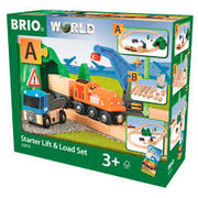 33878 Brio Starter Lift and Load Set aloitussetti