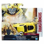 Transformers Turbo Changer Bumblebee