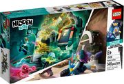 Lego Hidden Side 70430 Newbury metro