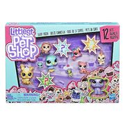Littlest Pet Shop Lucky Dozen 12 hahmoa