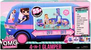 L.O.L Surprise New Theme OMG 2 in 1 Glamper