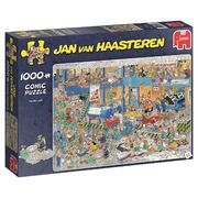 Jan van Haasteren 1000 palan palapeli The Big Leak