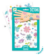 Djeco Tatuoinnit Fair flowers of the field