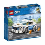 Lego City 60239 Poliisin Partioauto