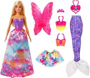 Barbie Dreamtopia Dress Up Giftset