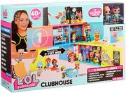 L.O.L Surprise Clubhouse Playset Talo