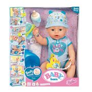 Baby Born Soft Touch poika nukke