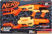 Nerf Alpha Strike Lynx and Stinger Multi Pk Vaahtomuoviammusase