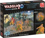 Wasgij Mystery The Hound of the Wasgijville! nr 14