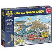 Jan Van Haasteren 1000 palan palapeli Formula 1 The start