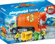 Playmobil 70200 City Life Roska-auto