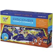 Discover The World Palapeli 100 palaa