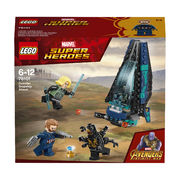 Avengers Bad guy Dropship