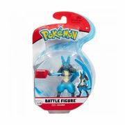 Pokemon Battle Figure Pack Lucario