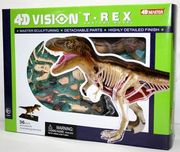 4D Vision T-Rex anatomy model