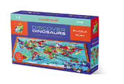 100 palaa Discover the world Dinosaurus palapeli