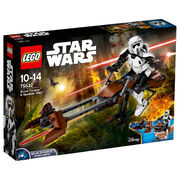 Lego Star Wars Scout Trooper 75532