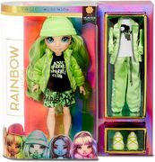 Rainbow High Fashion doll Jade Hunter Muotinukke