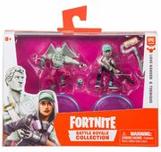 Fortnite Battle Royale Collection 2 Hahmoa + Aseet Love Ranger & Teknique