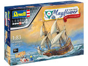 Revell Mayflower 1:83 400th Anniversary koottava alus