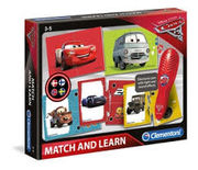 Match and Learn Cars