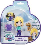 Vet Squad Emily & Brook The Dog
