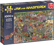 Jan van Haasteren 1000 palan palapeli The Flower parade