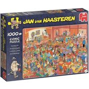 Jan van Haasteren 1000 palan palapeli The Magic Fair