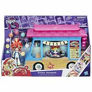 My Little Pony Sunset Shimmer Rollin Sushi Truck