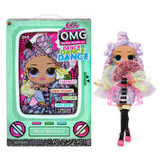 L.O.L Surprise OMG Dance Doll Miss Royale (Outrageous Millennial Girls)