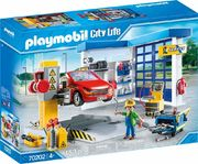 Playmobil 70202 City Life Autokorjaamo