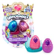 Hatchimals The Royal Hatch 2 pack + pesä