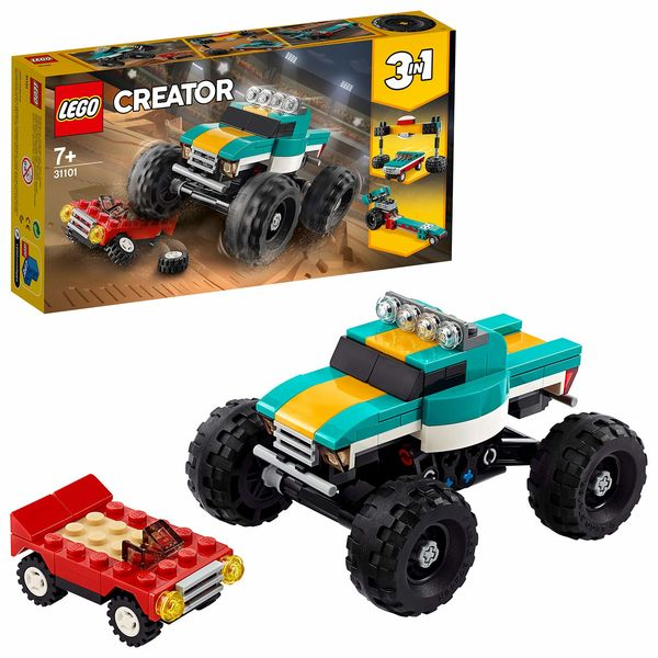 Lego Creator 3in:1 31101 Monsteriauto
