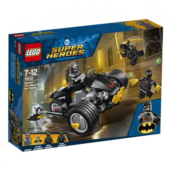 Lego Super Heroes Batman: The Attack of the Talons