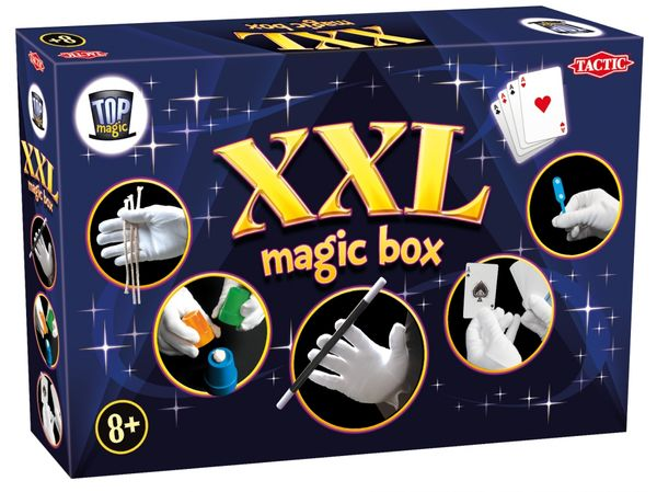 XXL Magic Box taikurilaatikko