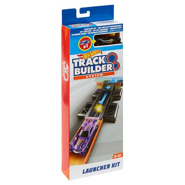 Hot Wheels Builder Launcher Kit