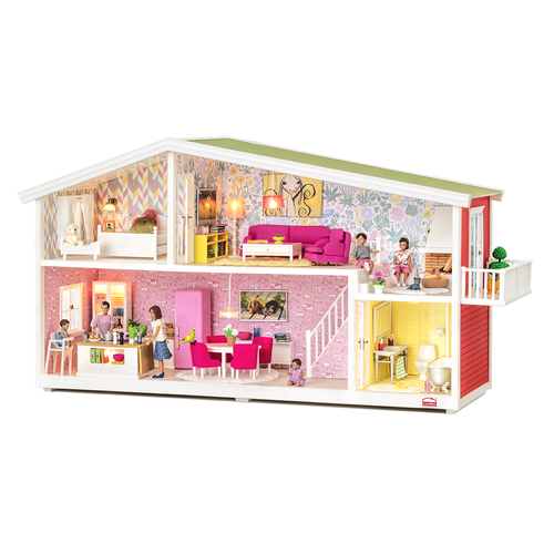 Lundby Classic nukkekoti