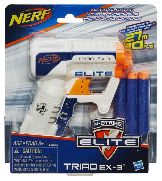 Nerf N-Strike Triad Ex-3