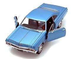 Welly 1965 Chevrolet Impala SS 396 1:24