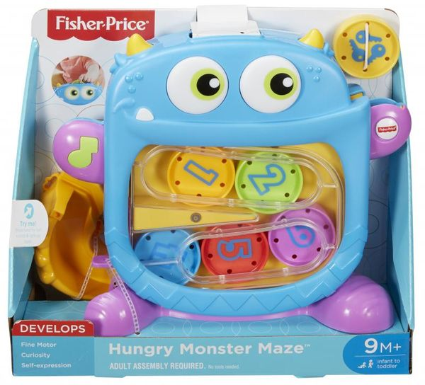 Fisher-Price Hungry Monster