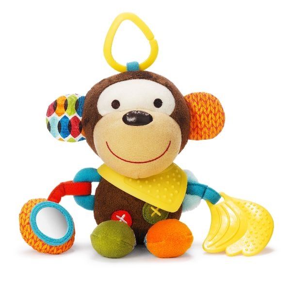 SkipHop Bandana Pals Activity Monkey