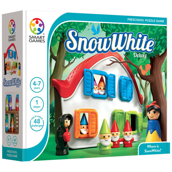 Snow White Deluxe Smart Games