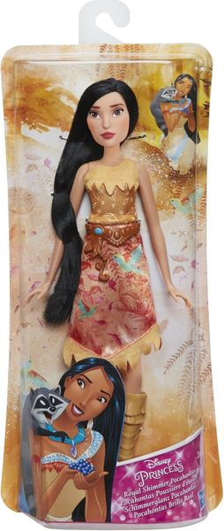 Disney Princess Royal Shimmer Pocahontas nukke