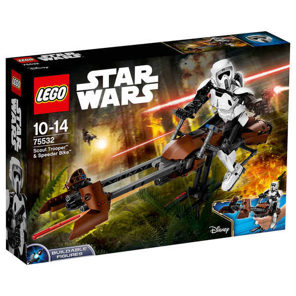 Lego Star Wars Scout Trooper