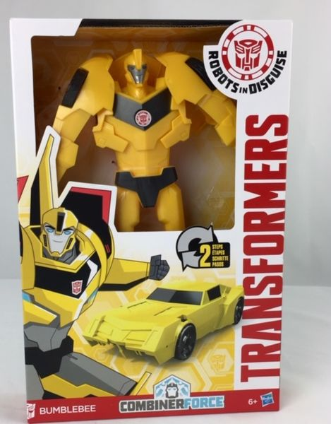 Transformers Combiner force Bumblebee