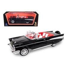 Road Signature Collection 1957 Chevrolet Bel Air convertible 1:18